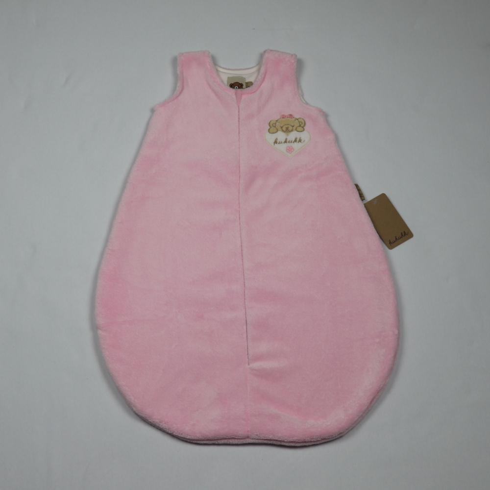 rózsaszín 68-74 WS bélelt hálózsák Poppy - Kukukk Baby Webshop bf37368c9b