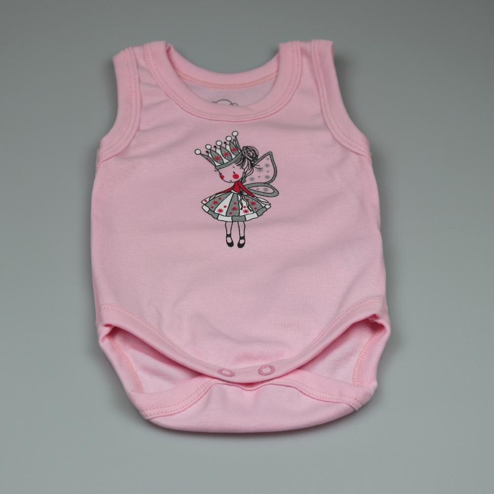 hercegnő rózsa 74 pamut kombidressz U Berry - Kukukk Baby Webshop 602e960ea8