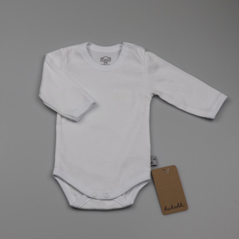 fehér basic 74 pamut kombidressz HU Linden - Kukukk Baby Webshop 5385b9d45e